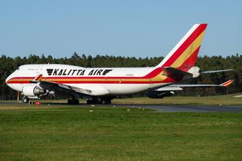N742CK - Kalitta Air Boeing 747-400BCF, SF, BDSF