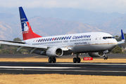 Special scheme for Copa Airlines sponsoring Major League Baseball title=