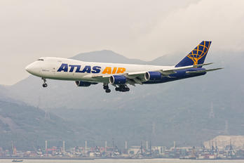 N852GT - Atlas Air Boeing 747-8F