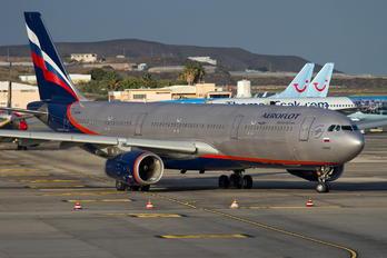VQ-BMY - Aeroflot Airbus A330-300