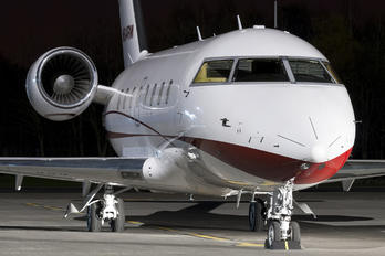 N604RM - Private Bombardier CL-600-2B16 Challenger 604