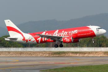 HS-ABV - AirAsia (Thailand) Airbus A320
