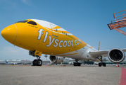 9V-OJA - Scoot Boeing 787-9 Dreamliner aircraft