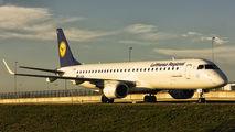 D-AEBQ - Lufthansa Regional - CityLine Embraer ERJ-190 (190-100) aircraft