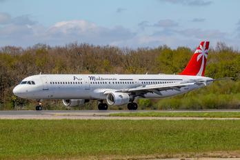 F-GYAR - Air Mediterranee Airbus A321