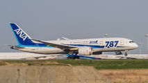 JA819A - ANA - All Nippon Airways Boeing 787-8 Dreamliner aircraft