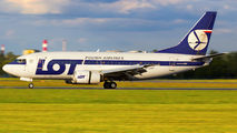SP-LKF - LOT - Polish Airlines Boeing 737-500 aircraft