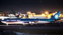 F-OSUN - Air Tahiti Nui Airbus A340-300 aircraft
