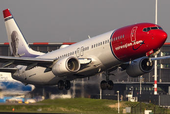 LN-NGC - Norwegian Air Shuttle Boeing 737-800