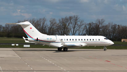 HB-JRI - Execujet Europa AS Bombardier BD-700 Global 5000