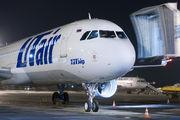 VQ-BRT - UTair Airbus A321 aircraft