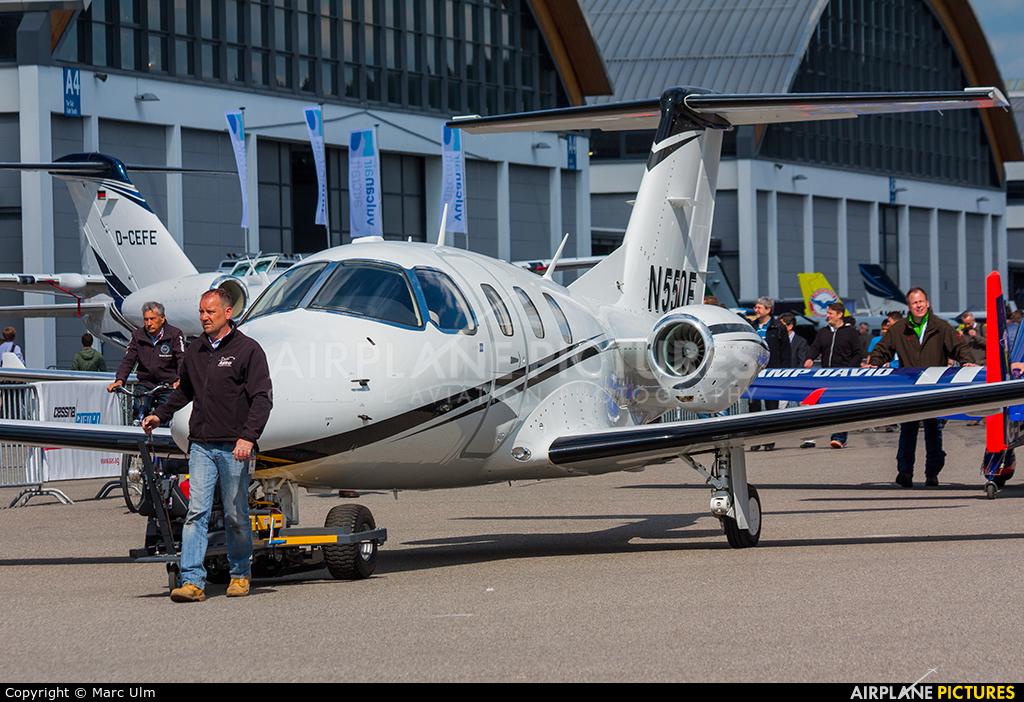 Eclipse Aviation N550F aircraft at Friedrichshafen