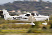 N603DP - Private Cirrus SR22 aircraft