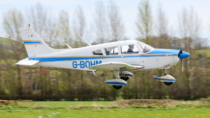 G-BOHM - Private Piper PA-28 Cherokee