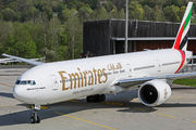 A6-ENO - Emirates Airlines Boeing 777-300ER aircraft