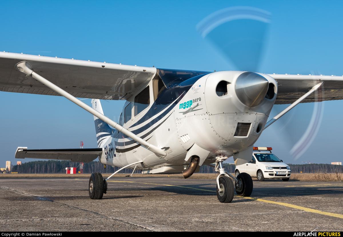 MGGP Aero SP-FPL aircraft at Bydgoszcz - Szwederowo