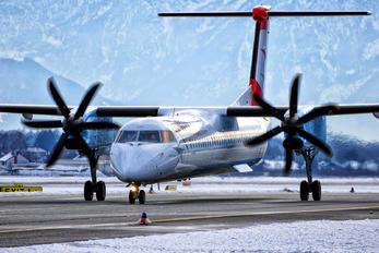 OE-LGF - Austrian Airlines/Arrows/Tyrolean de Havilland Canada DHC-8-400Q / Bombardier Q400