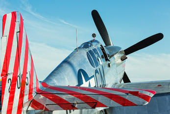 NL251MX - Private North American P-51C Mustang