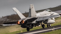 HN-407 - Finland - Air Force McDonnell Douglas F-18C Hornet aircraft