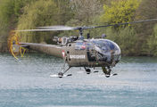 3E-KB - Austria - Air Force Aerospatiale SA-319B Alouette III aircraft