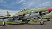 EB-344 - Germany - Air Force Republic RF-84F Thunderflash aircraft