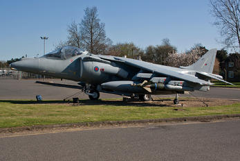 ZD469 - Royal Air Force British Aerospace Harrier GR.7