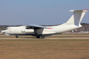 EW-430TH - Ruby Star Air Enterprise Ilyushin Il-76 (all models)