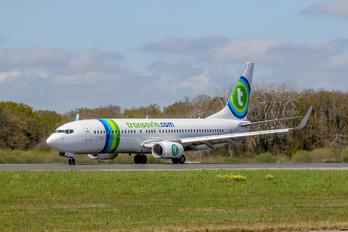 F-GZHM - Transavia France Boeing 737-800