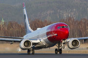 LN-NIC - Norwegian Air Shuttle Boeing 737-800 aircraft