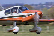 G-BEYZ - Private Jodel DR1050 Sicile Record aircraft