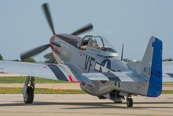 NL151CF - Private North American P-51D Mustang