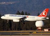 TC-JLS - Turkish Airlines Airbus A319 aircraft