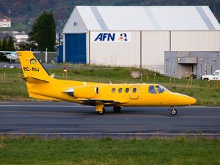EC-INJ - Clipper National Air Cessna 551 Citation II SP