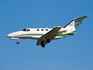 ES-LCC - Private Cessna 510 Citation Mustang