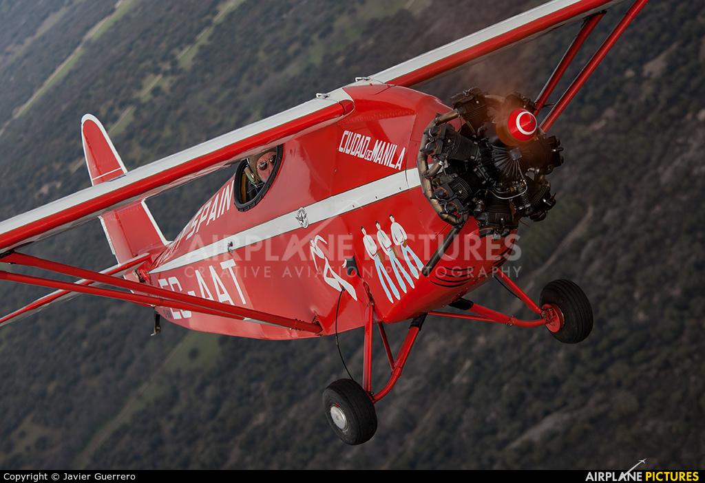 Fundación Infante de Orleans - FIO EC-HAM aircraft at In Flight - Spain