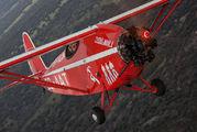 EC-HAM - Fundación Infante de Orleans - FIO Comper Swift aircraft