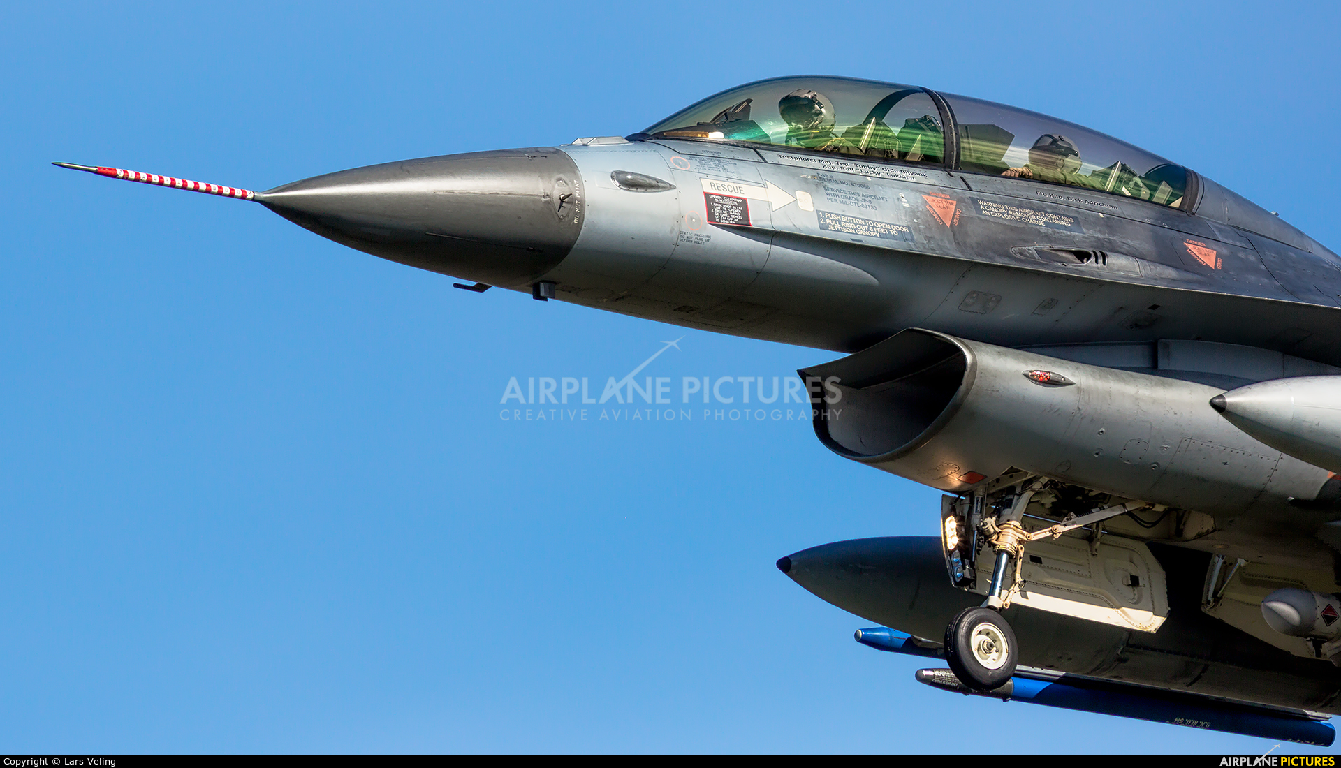 Netherlands - Air Force J-066 aircraft at Leeuwarden