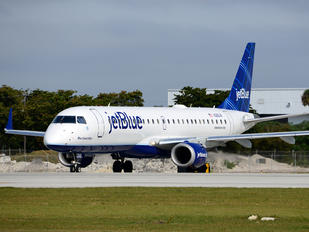 N266JB - JetBlue Airways Embraer ERJ-190 (190-100)