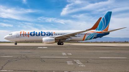 A6-FDV - flyDubai Boeing 737-800