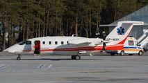 SP-MXH - Polish Medical Air Rescue - Lotnicze Pogotowie Ratunkowe Piaggio P.180 Avanti I & II aircraft