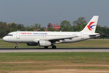 B-6399 - China Eastern Airlines Airbus A320