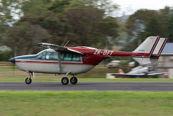 ZK-DFT - Private Cessna 337 Skymaster