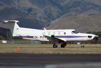 ZK-PLS - Sounds Air Pilatus PC-12