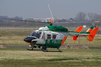 D-HNWL - Germany - Police MBB BK-117