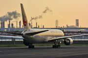 JA655J - JAL - Japan Airlines Boeing 767-300ER aircraft