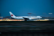 JA8397 - JAL - Japan Airlines Boeing 767-300 aircraft