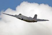 XH134 - Midair Squadron English Electric Canberra PR.9 aircraft