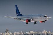 LN-RRT - SAS - Scandinavian Airlines Boeing 737-800 aircraft