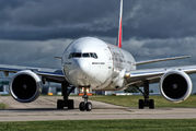 A6-EGJ - Emirates Airlines Boeing 777-300ER aircraft