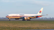 9M-MRF - Malaysia Airlines Boeing 777-200ER aircraft